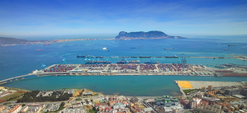 Fiscal Precinct Welcome Addition to Port of Algeciras