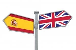British nationals in Spain