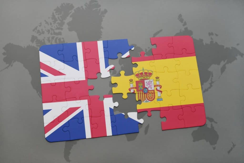 How does Brexit affect inheritance tax in Spain