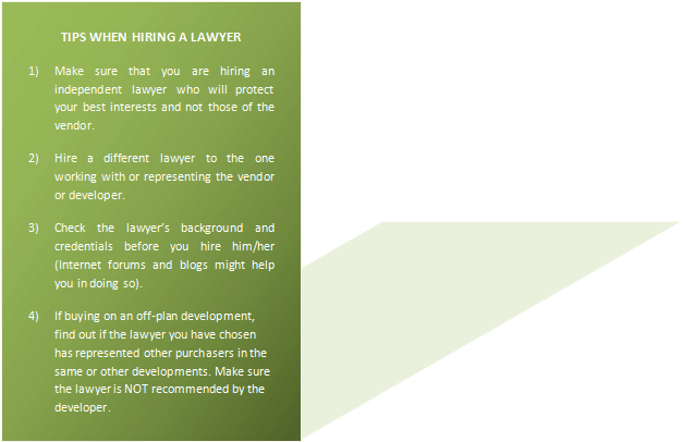 Tips When Hiring a Lawyer - Costaluz Lawyers Spain