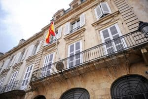 Spanish residency permit